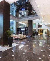 Réception Hôtel Urban Aeropuerto Ciudad de México Ciudad de México